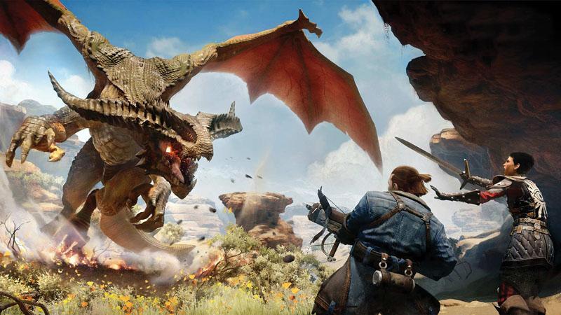BioWare adelanta anuncio de Dragon Age