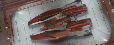Elite Dangerous: Beyond Chapter Four nos muestra la nave Mamba