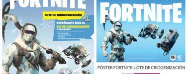La edición física de Fortnite llegará el 16 de Noviembre por 30 euros