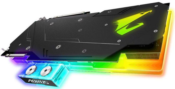 Gigabyte Aorus Xtreme GeForce RTX 2080 Ti WaterForce WB 2 740x379 1