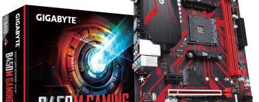 Gigabyte B450M Gaming: Placa Micro-ATX de bajo coste
