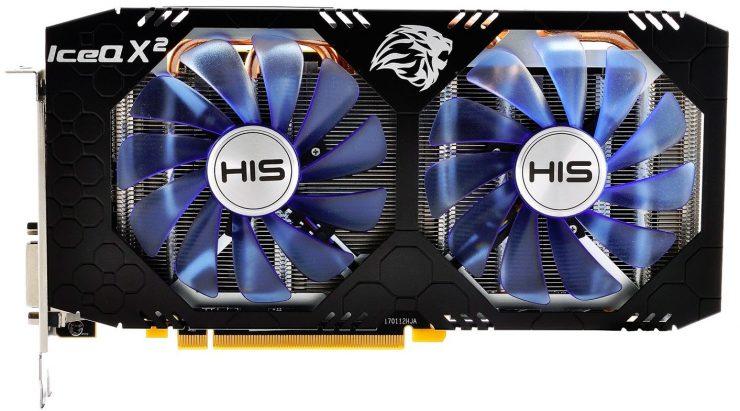 HIS Radeon RX 590 IceQ X² 1 740x411 0