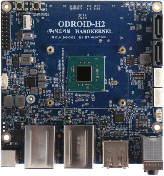 Hardkernel Odroid H2 558x600 1