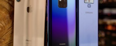 Huawei roba a Apple el 2º puesto y Samsung sigue liderando el mercado de smartphones