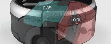 ILIFE W400: Un robot inteligente para fregarnos el suelo