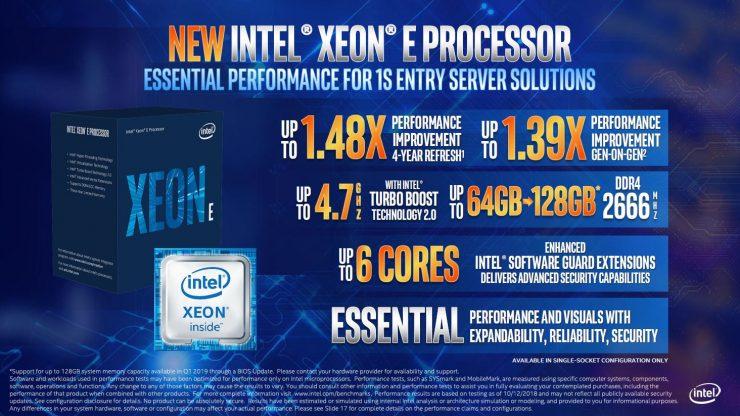 Intel Xeon E 2100 Series 1 740x416 1