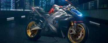 """Kymco SuperNEX: Motocicleta eléctrica con """"motor acústico"""""""
