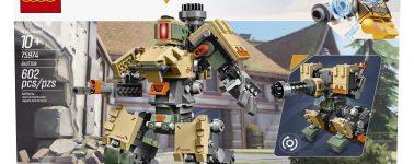 Overwatch también tendrá sus propias figuras de Lego
