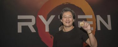 La Presidenta y CEO de AMD, Lisa Su, es premiada por la Global Semiconductor Alliance