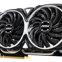 MSI lanza su GeForce GTX 1060 6GB GDDR5X Armor OC con puerto SLI