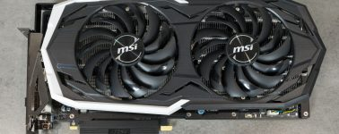Review: MSI GeForce RTX 2070 Armor