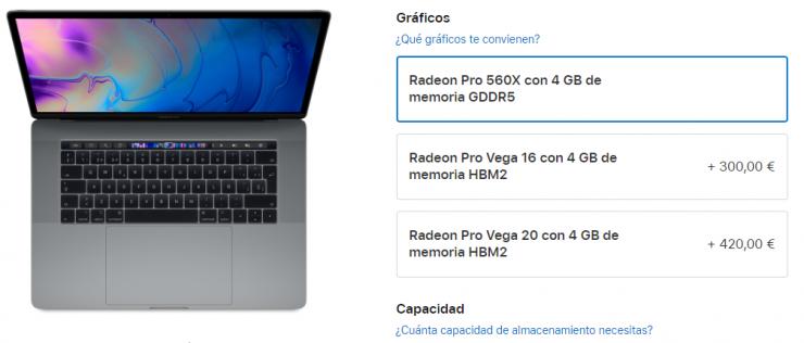 MacBook Pro Radeon Vega 740x316 0