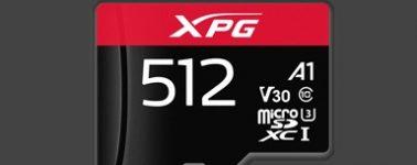 ADATA lanza una tarjeta microSD XPG 'para gamers'