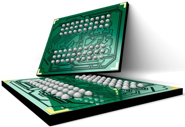 Micron LPDDR4X RAM 0
