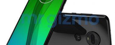 Así luce el Moto G7: Notch en forma de gota agua y Snapdragon 660
