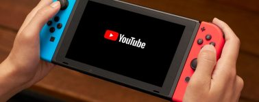 La Nintendo Switch recibe la aplicación oficial de YouTube