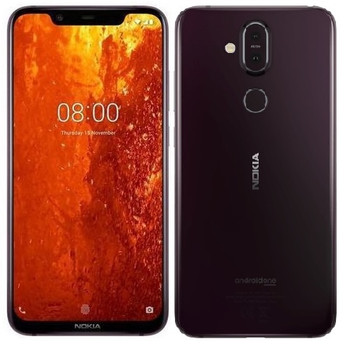Nokia 8.1 filtracion 0