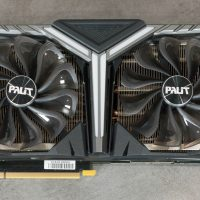 Palit registra 171x GPUs Nvidia GeForce RTX Ampere incluyendo la RTX 3060 y modelos «Ti» y «SUPER»