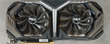 Review: Palit GeForce RTX 2070 GameRock Premium