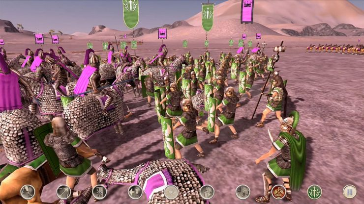 ROME Total War Android 740x416. 0