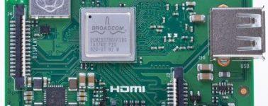 Raspberry Pi 3 Model A+: Más pequeña, barata y también limitada