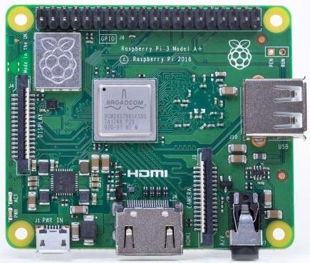 Raspberry Pi 3 Model A 1 0
