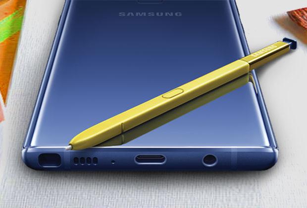 Samsung Galaxy Note9 0