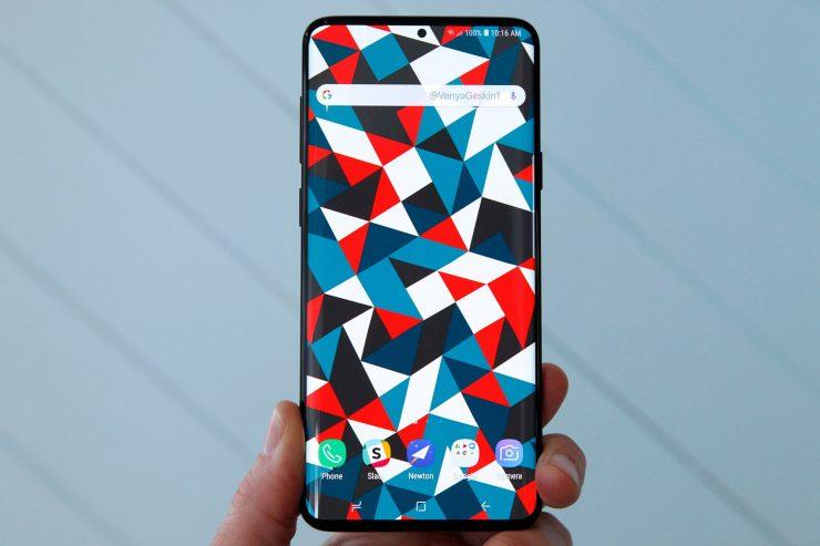 Samsung Galaxy S10 posible diseño 1 740x493 0