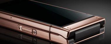 """Samsung W2019: Smartphone con diseño """"concha"""" y doble panel AMOLED"""