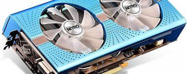 Sapphire Radeon RX 590 NITRO+ Special Edition ya listada para su compra