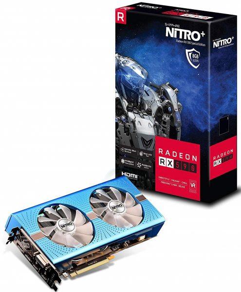 Sapphire Radeon RX 590 NITRO 495x600 0
