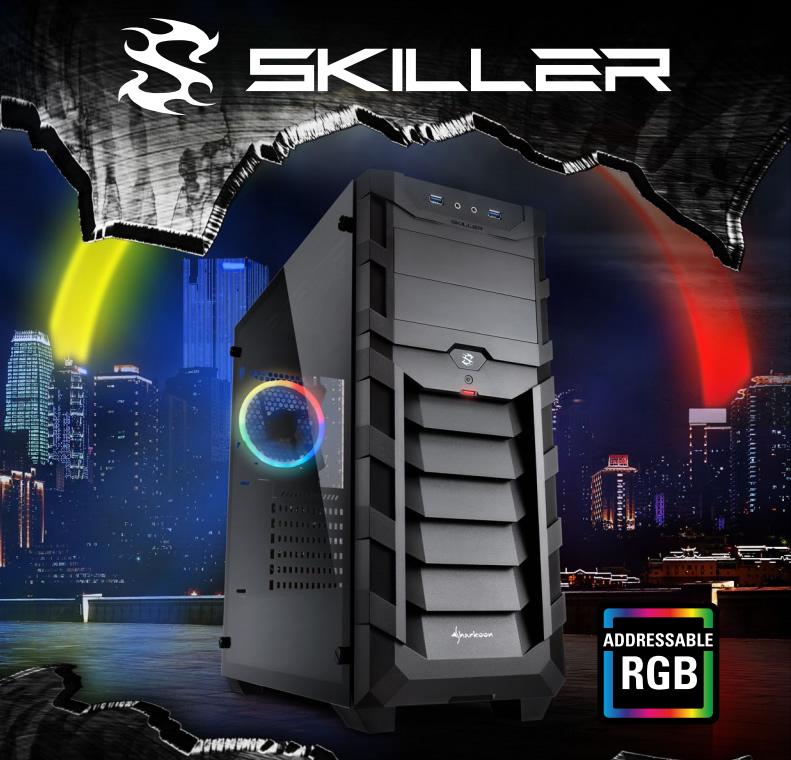Sharkoon Skiller SGC1 RGB 1 0