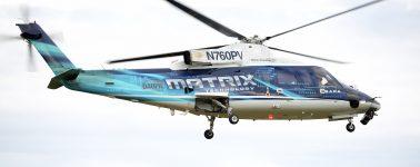 DARPA está realizando pruebas con helicópteros autónomos