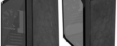 SilverStone Precision PS15: Chasis Micro-ATX con vidrio templado y bajo precio