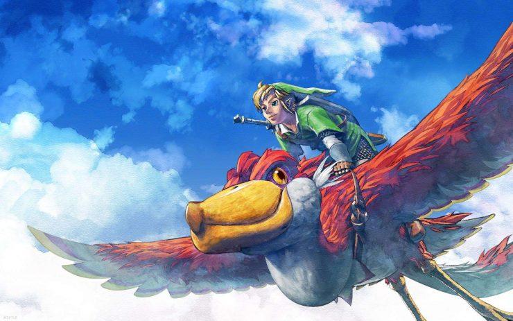 The Legend of Zelda Skyward Sword 740x463 0