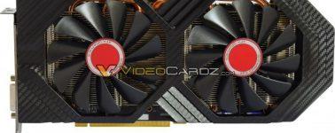 XFX Radeon RX 590 Fatboy filtrada en imágenes