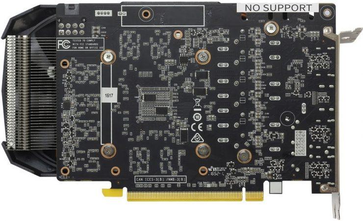 Zotac GeForce GTX 1060 6GB G5X Destroyer 2 740x450 1