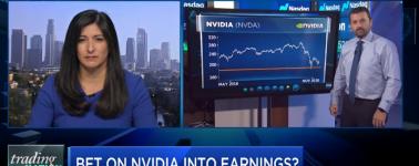 Nvidia presenta sus resultados financieros y se hunde en bolsa