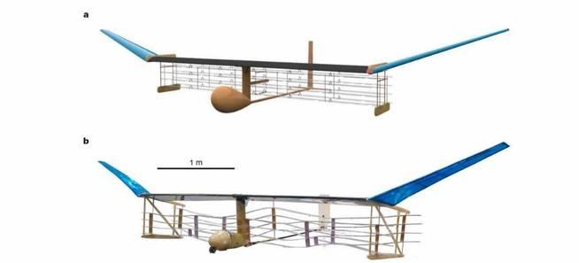 avión iónico mit 1