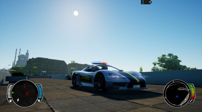 Imagen del City Patrol: Police, el primer juego en incluir el DRM Valeroa