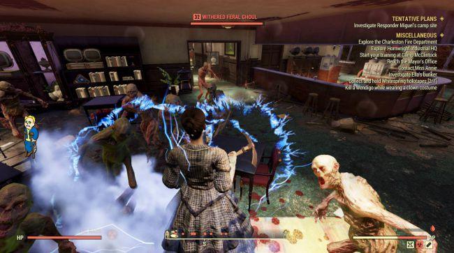 fallout 76 personaje invencible 0