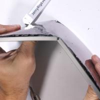 El nuevo iPad Pro es tan delgado que se dobla con facilidad