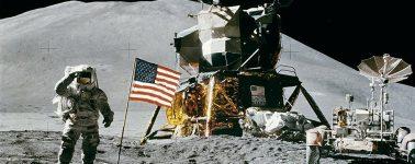 La NASA revela cuáles serán las empresas que la ayudarán a volver a pisar la Luna