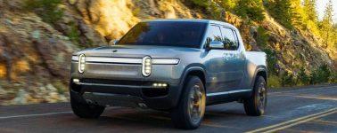Rivian R1T: Una pickup eléctrica con 750 CV y  640 Km de autonomía