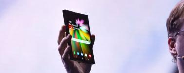 El móvil plegable de Samsung será presentado oficialmente en Marzo: llegará a los 1.770 dólares