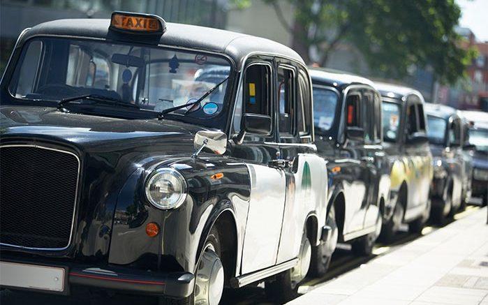taxi reino unido. 0