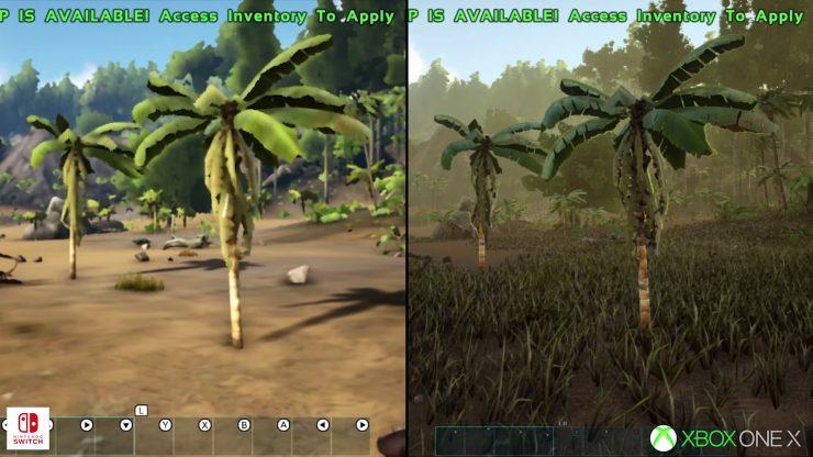 ARK: Survival Evolved en Nintendo Switch