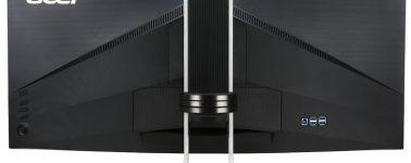 Acer Predator XR343CKP: Un 34″ IPS QHD+ @ 100 Hz con precio desorbitado