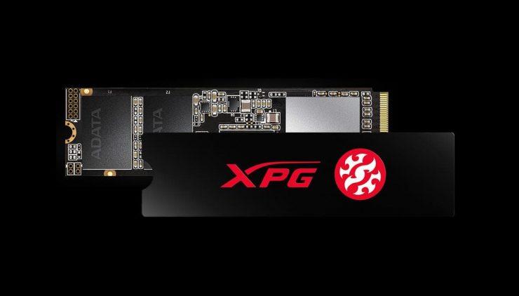 ADATA XPG SX8200 Pro oficial