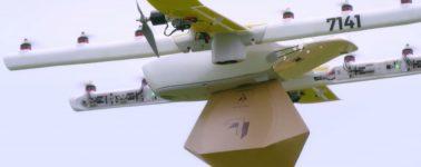 En Australia ya se quejan de que los drones de Alphabet Project Wing suenan como un Fórmula 1